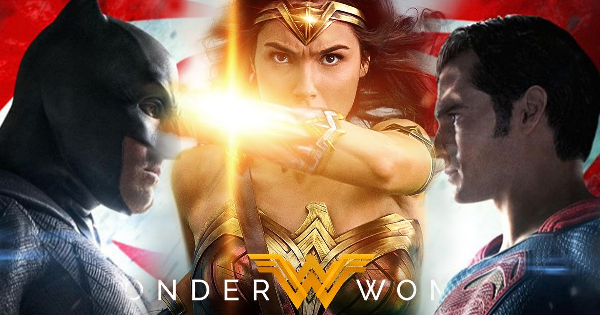 'Wonder Woman' has become the biggest fiction action film by female director!