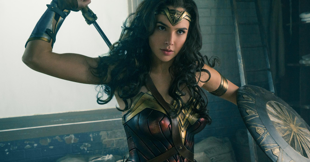 Gal Gadot Says She's Not a Fighter Like Wonder Woman
