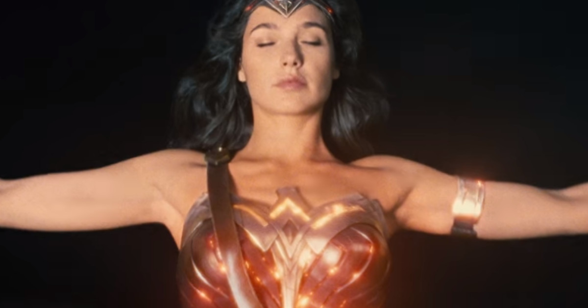 Wonder Woman UK Tickets Trailer