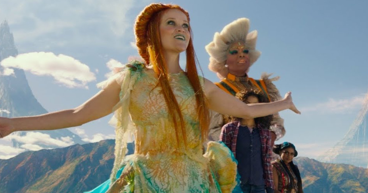 A Wrinkle In Time Golden Globes Spot
