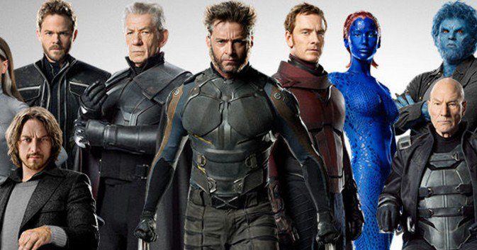 how to watch the xmen movies