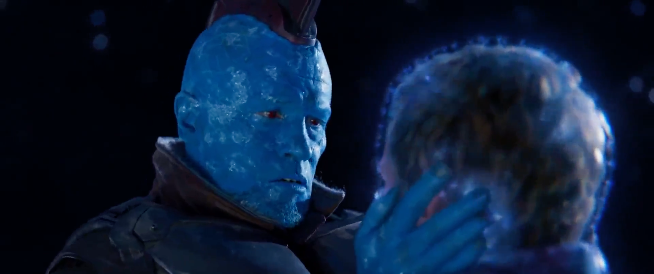 Yondu Death Guardians of the Galaxy 2