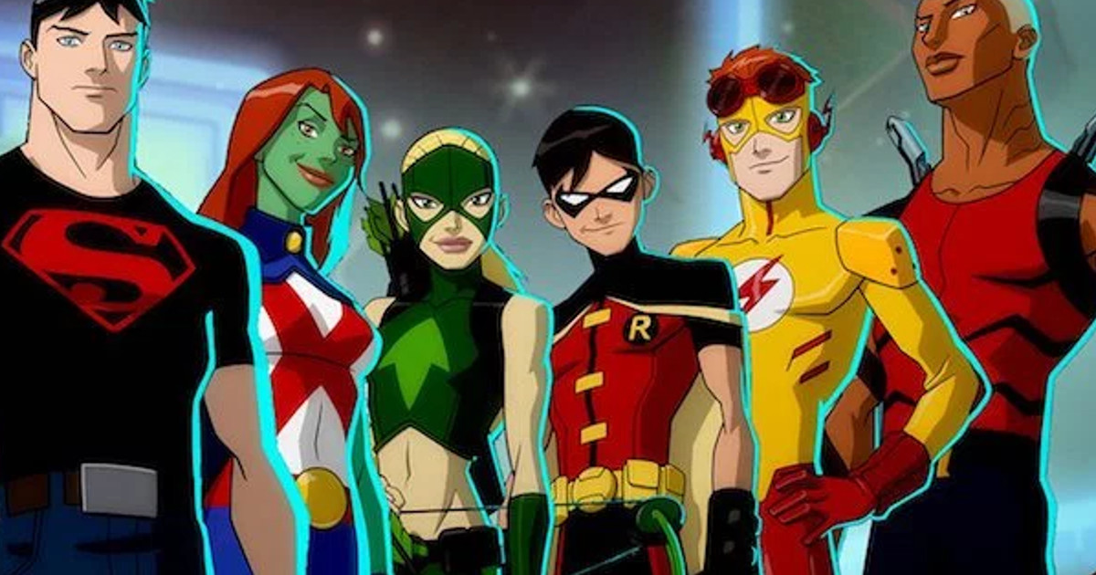 Young Justice Season 3 Images Leak