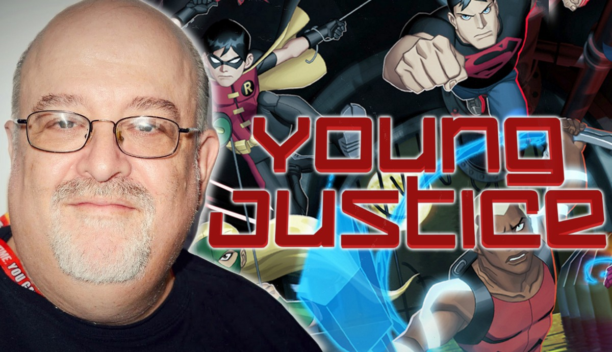 Netflix Approaches Peter David For Young Justice Season 3