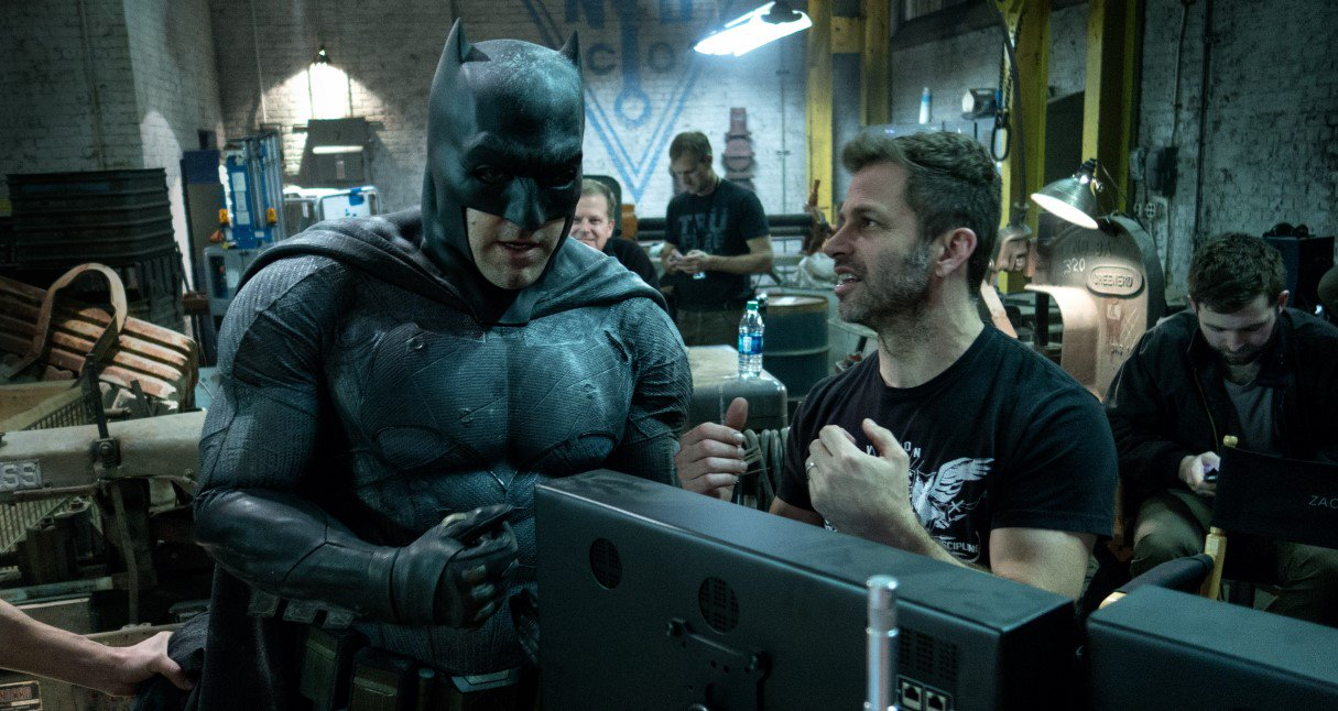 Ben Affleck: Justice League is 'an interesting product of two directors'