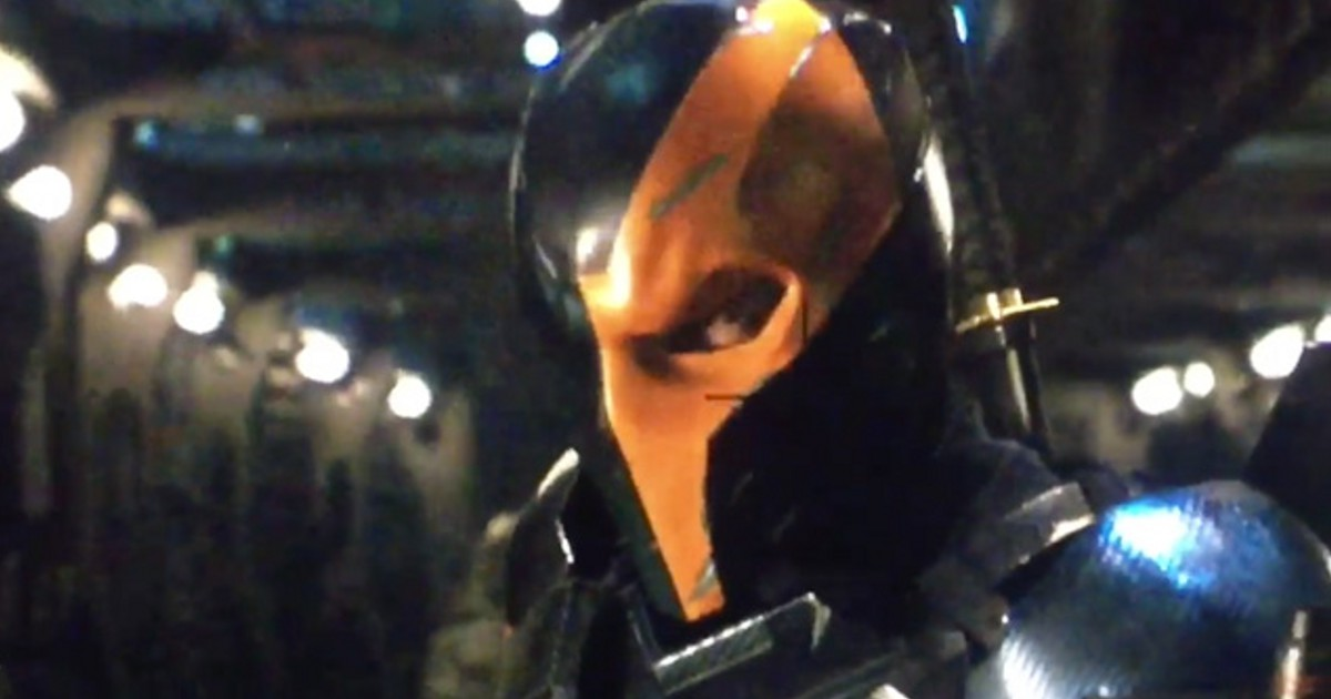 Zack Snyder Teases Deathstroke For Justice League