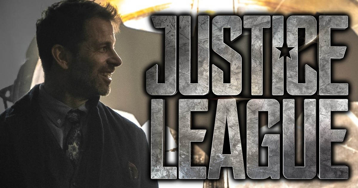 Warner Bros. Really Wants You to Care About Justice League