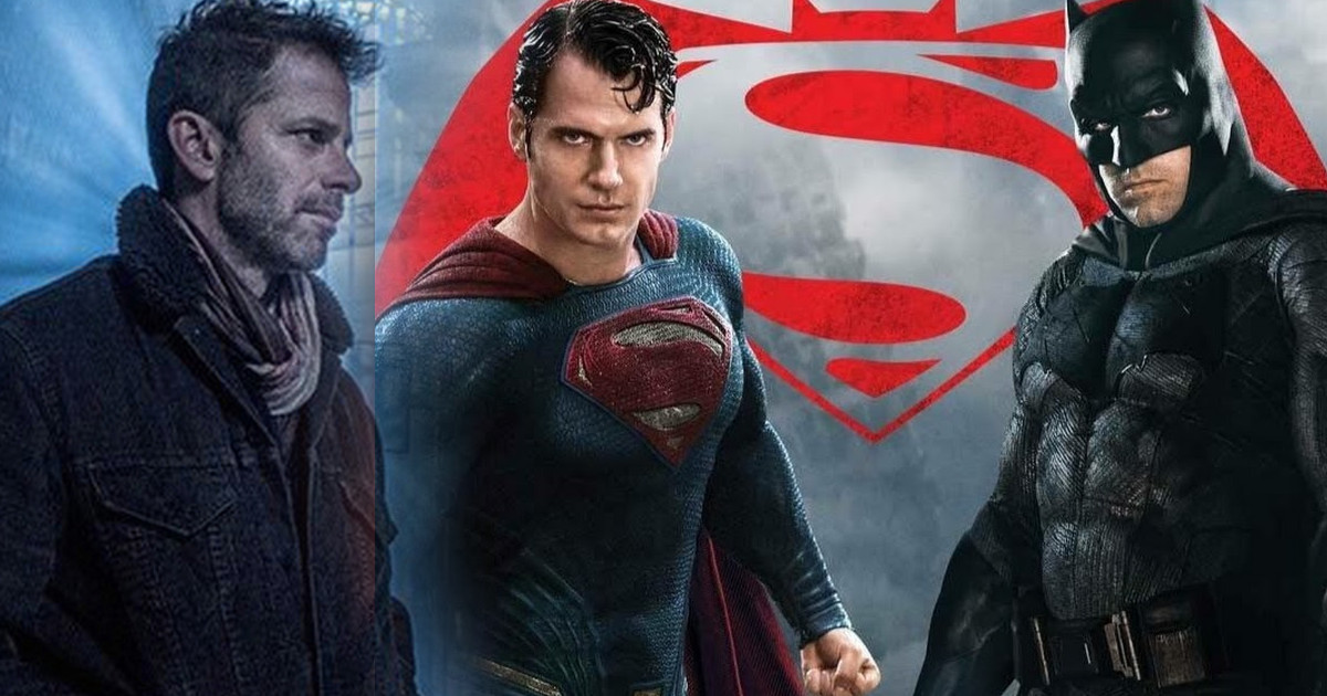 Zack Snyder will reportedly exit DC universe after Justice League