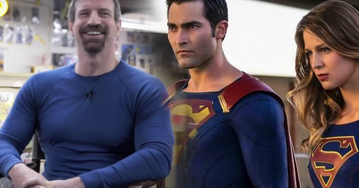 Mark Gibbon reportedly cast as General Zod in Supergirl