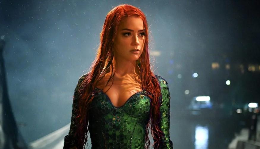 Amber Heard Aquaman Mera DC