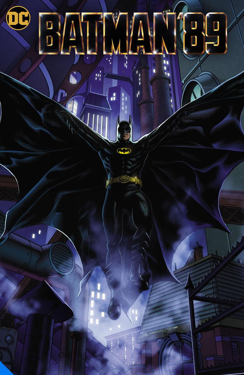 Batman 89 DC Comics