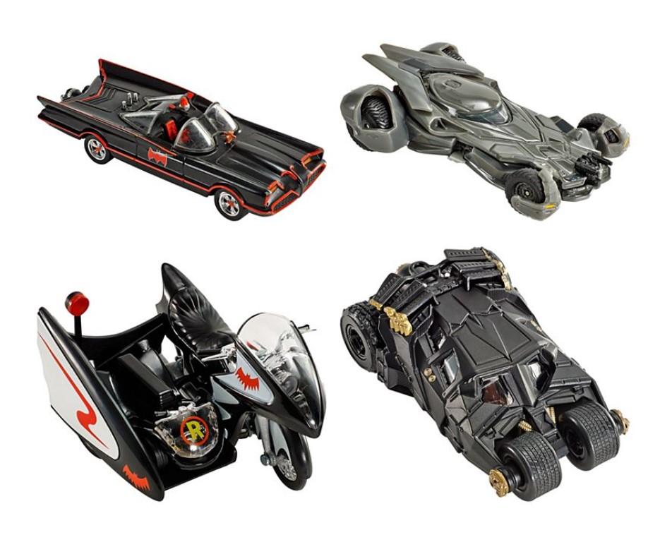 Batman Batmobile Hot Wheels