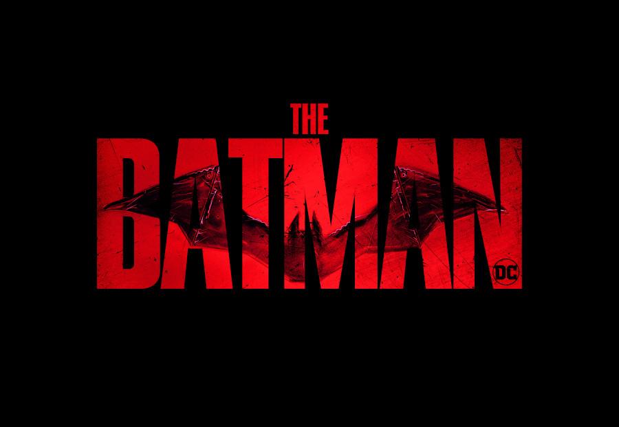 The Batman title treatment