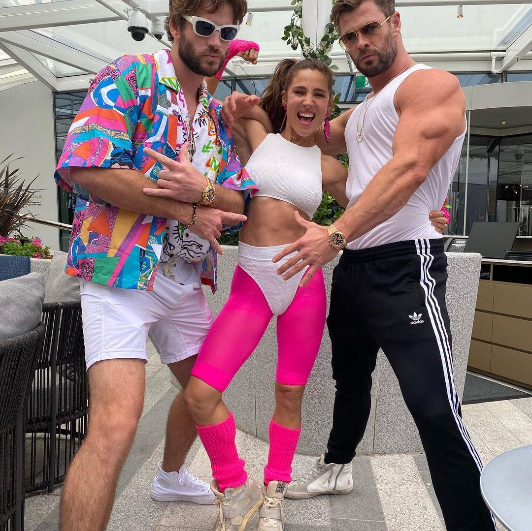 Chris Hemsworth muscles Thor Hulk Hogan