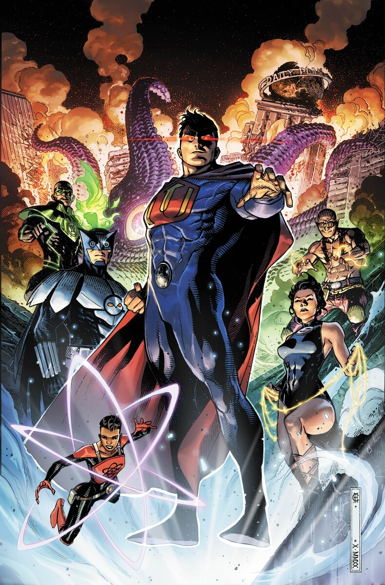 Crime Syndicate Evil Justice League DC Comics