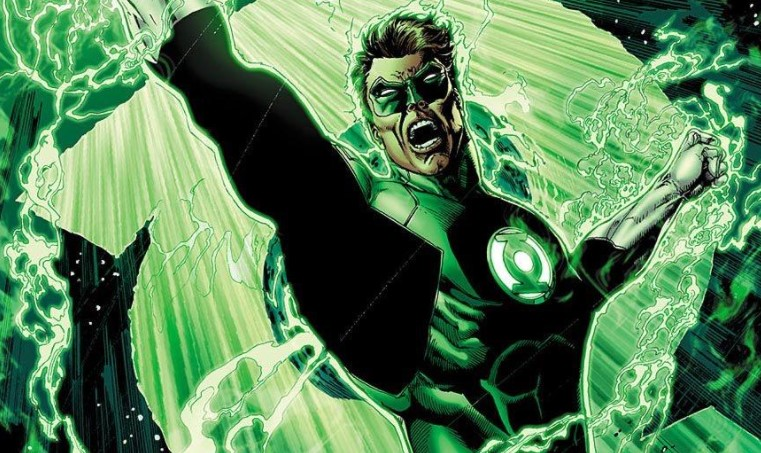 Ethan Van Sciver DC Comics Green Lantern