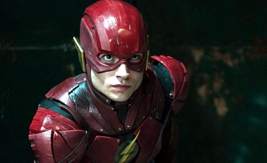 The Flash Ezra Miller Barry Allen