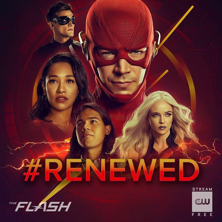The Flash renewed