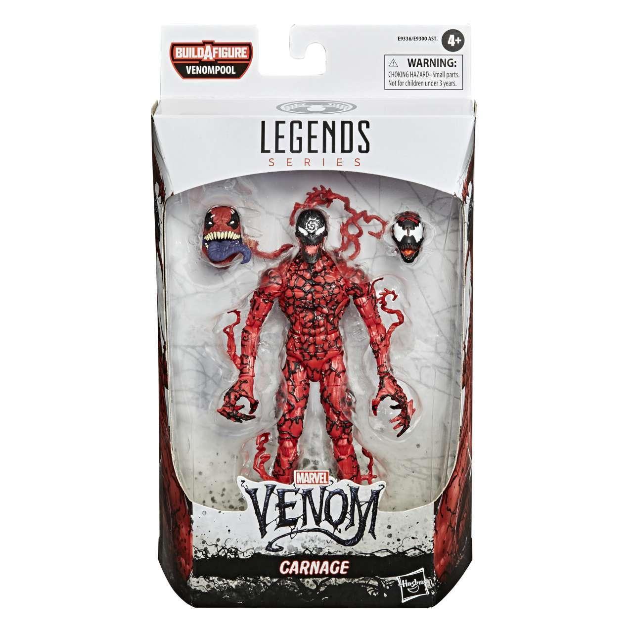 Marvel Legends Carnage