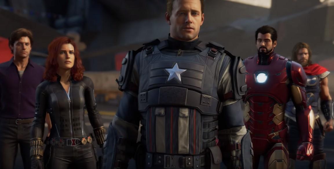 Marvel Avengers Video Game