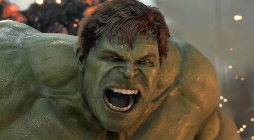Marvel's Avengers video game Hulk