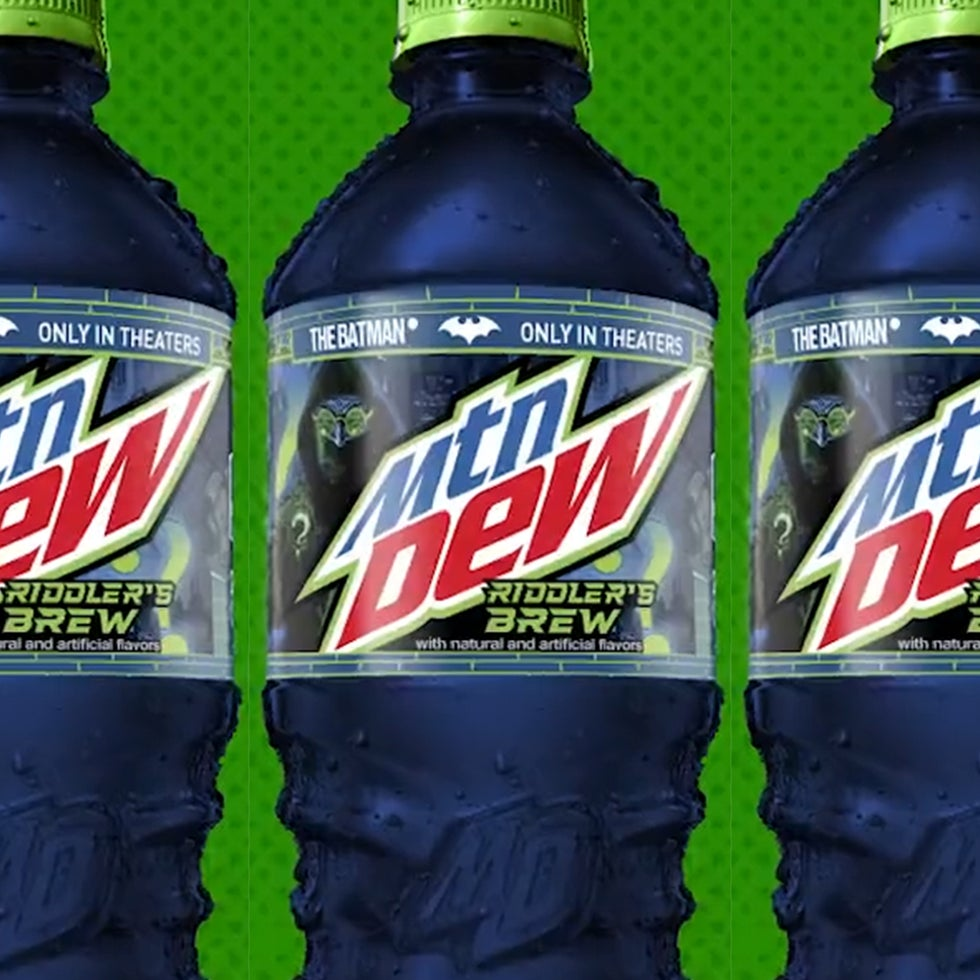 The Batman Mountain Dew