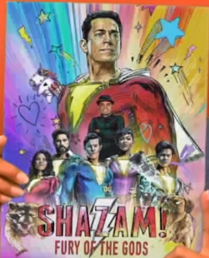 Shazam 2 Fury of the gods