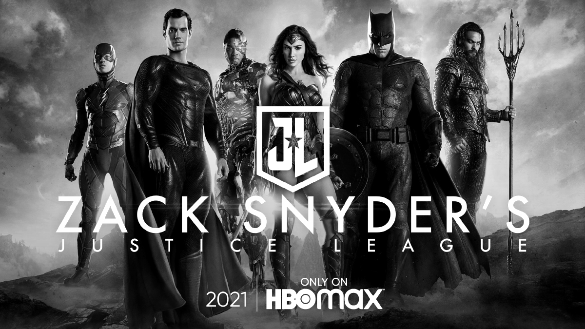 Snyder Cut HBO max