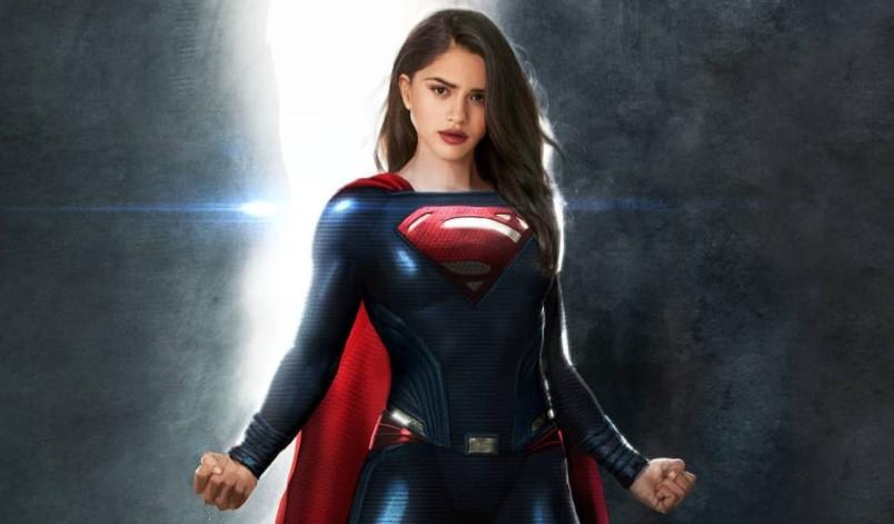 Supergirl Sashe Calle fan art