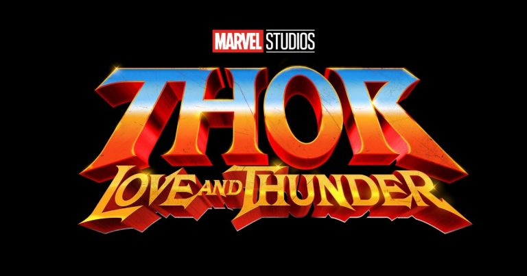 Thor Love Thunder