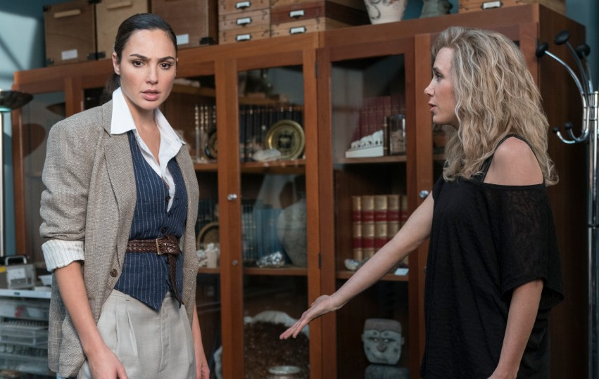 Wonder Woman 1984 Gal Gadot and Kristen Wiig