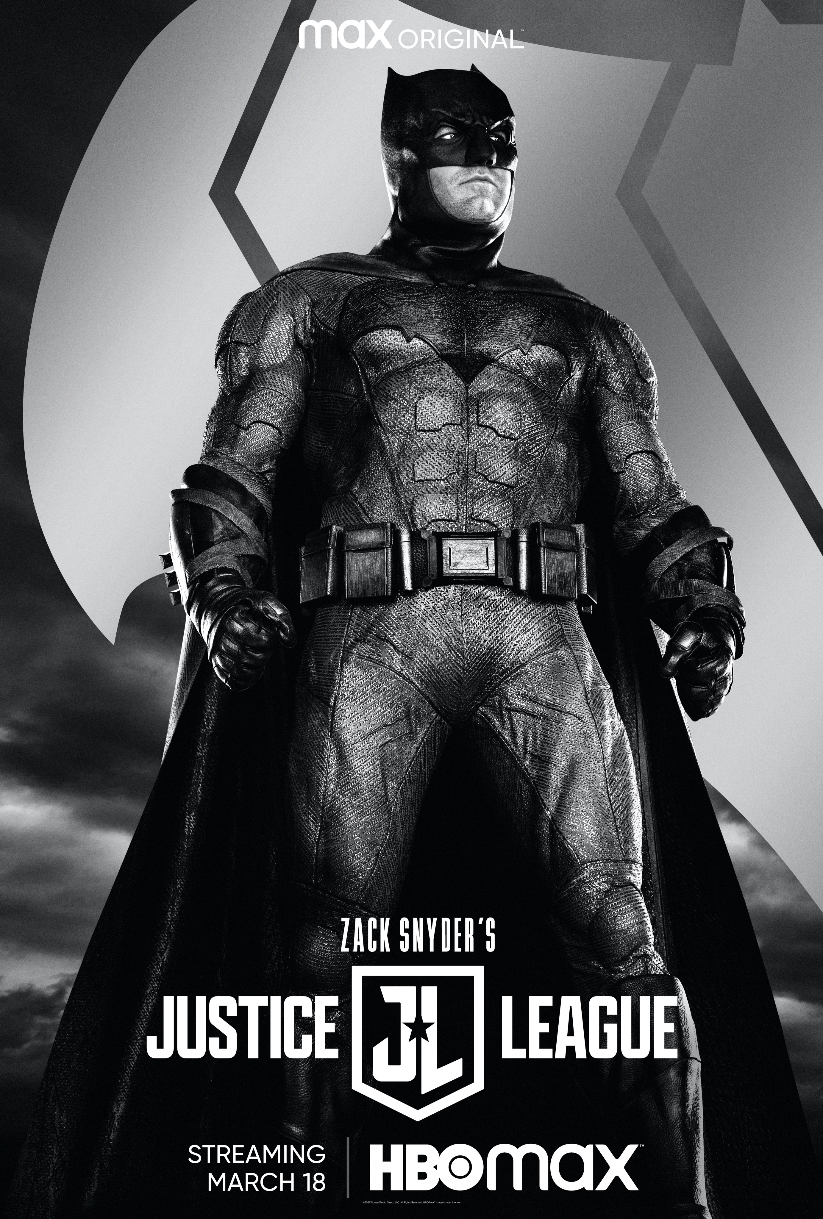 Batman Justice League HBO Max