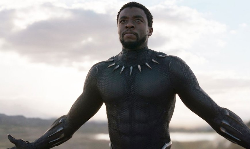 Chadwick Boseman Black Panther Marvel