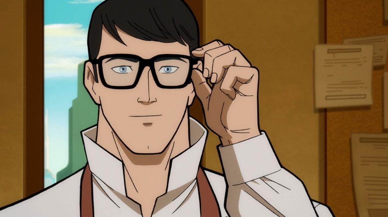 Superman Man of Tomorrow Clark Kent