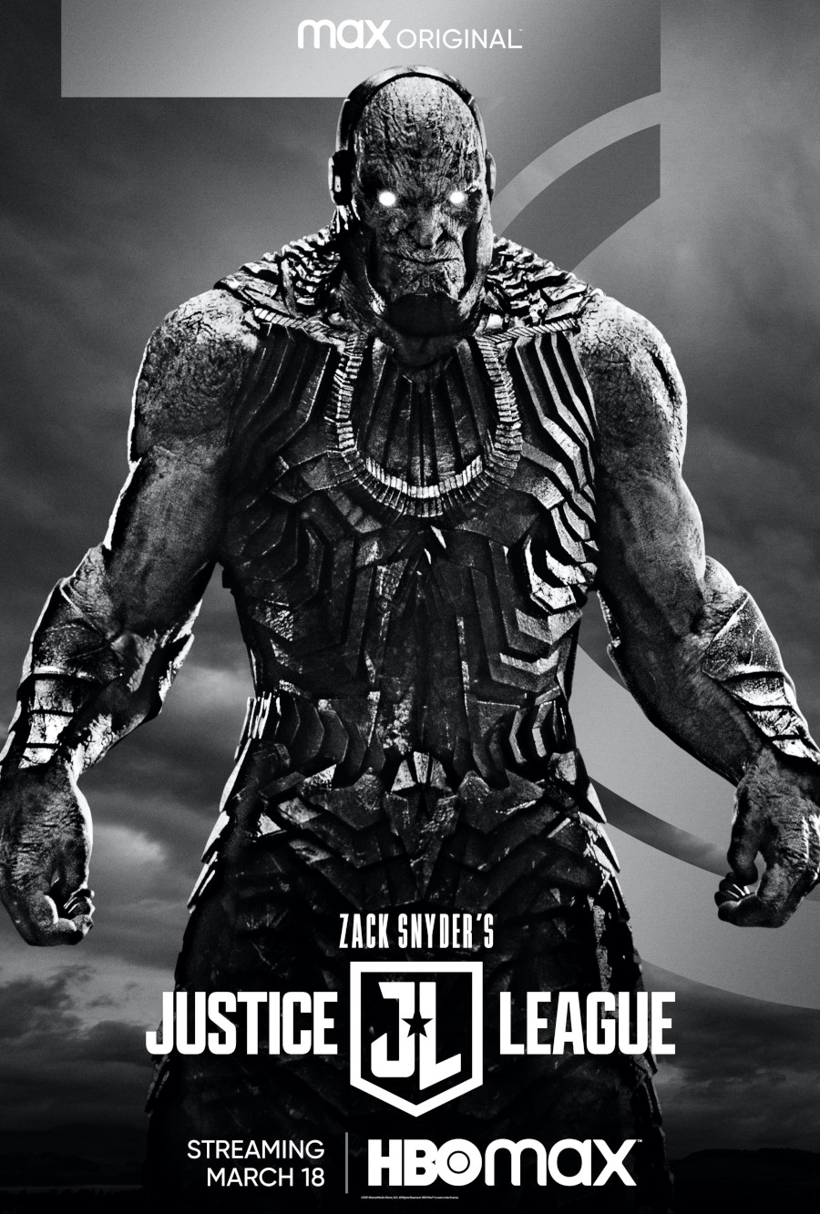 Darkseid poster Zack Snyder's Justice League