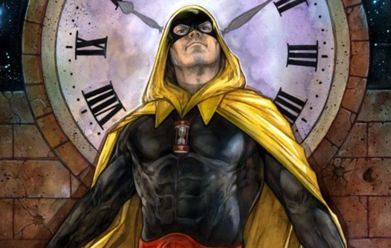 Hourman DC Comics