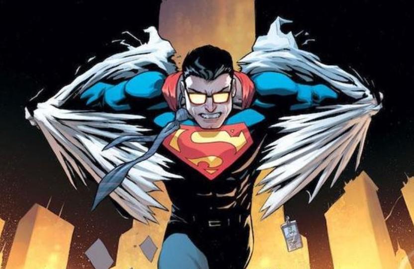 DC Comics Superman Bendis