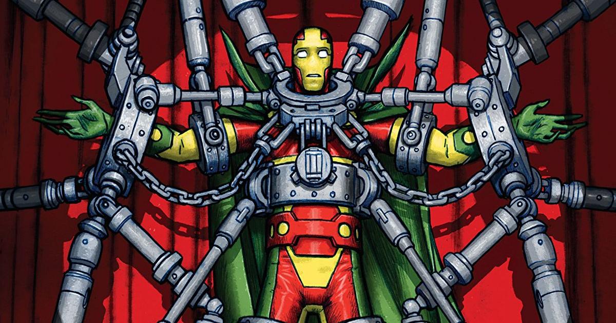 Tom King Mister Miracle Darkseid