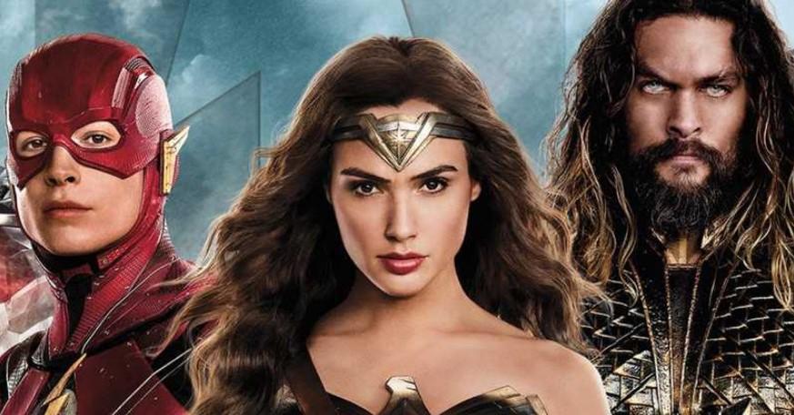 Wonder Woman Aquaman The Flash DCEU
