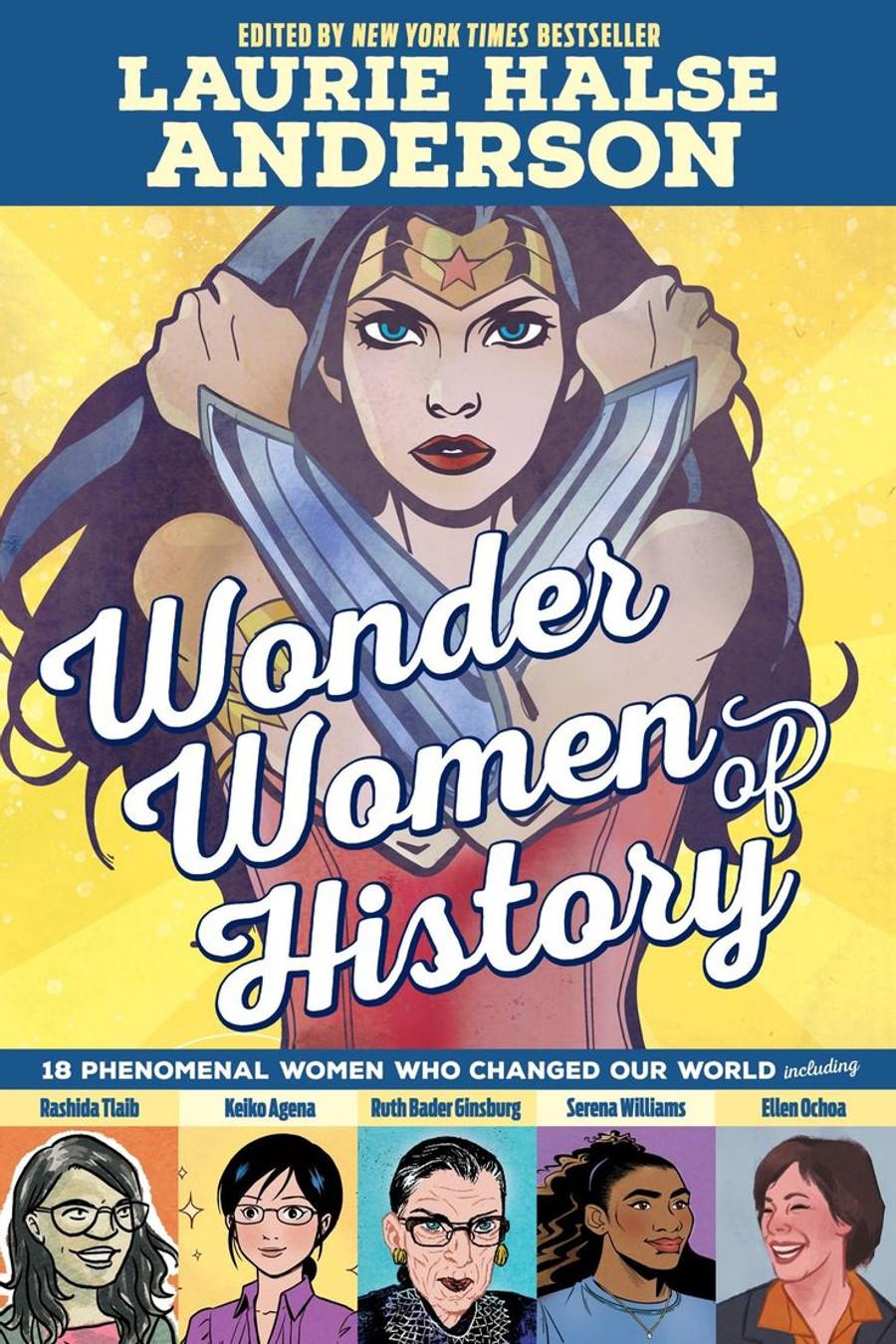 Wonder Woman History