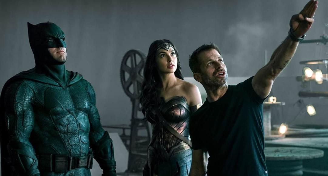 Zack Snyder Justice League five-movie arc