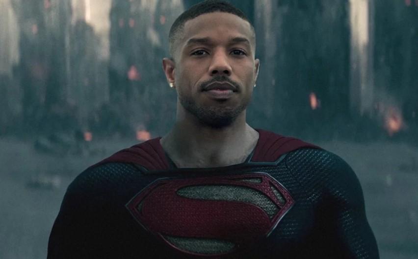 Black Superman Michael B Jordan