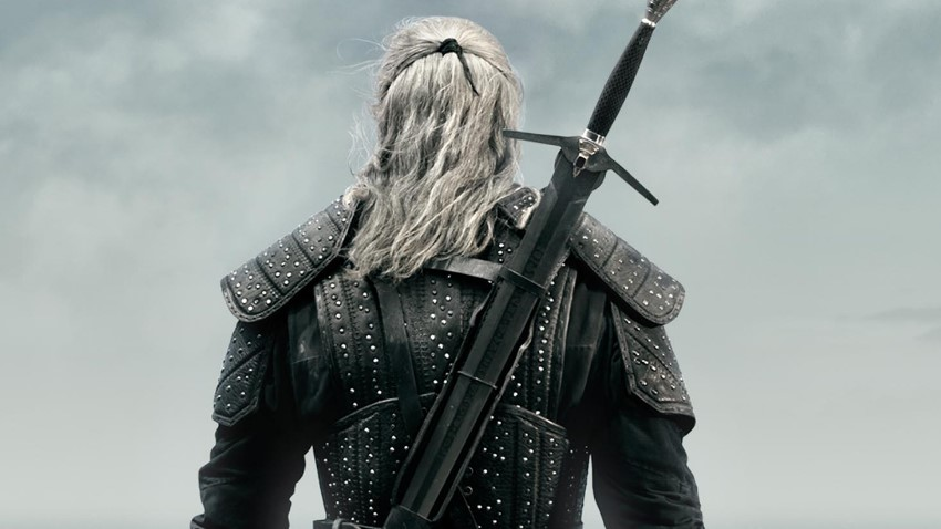 Henry Cavill The Witcher Geralt Of Rivia