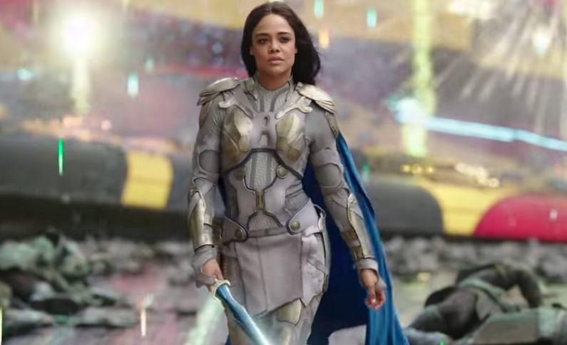 Tesa Thompson Thor