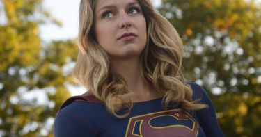 Supergirl Looks Flustered In New Costume Pics