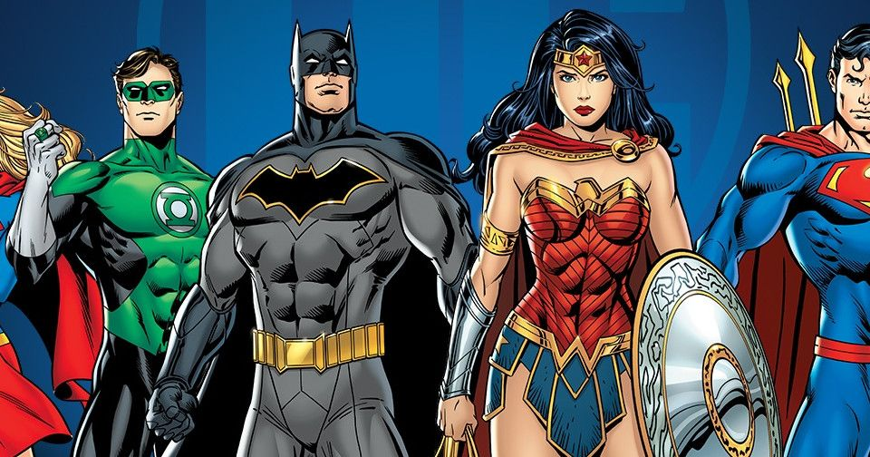 McFarlane Toys and DC Team Up